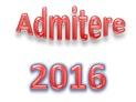 Admitere 2016 sigla