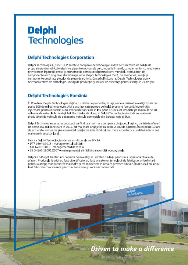 Delphi Technologies Romania